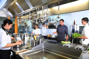 keukenproject DGO personeelsdiensten